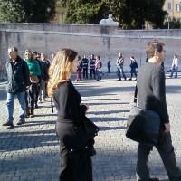Passi di Pace a Roma e ad AREZZO???