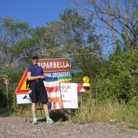 DIARIO  18.06.12 – Staffetta della pace: da Miemo a Riparbella