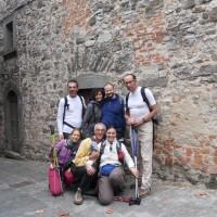 Omaggio a Francesco foto e diario