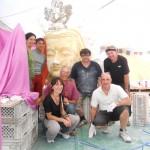 ILTK - Restauro Statua del Buddha
