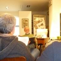 Bill Dodd Un violino di vetro per vedere la musica Riflessioni di Rodolfo