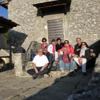Omaggio a Francesco, immagini che scorrono, evento del 4 ottobre