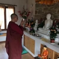 Anapanasati Sutta – Young sunim a La Pagoda 20-23 marzo '15