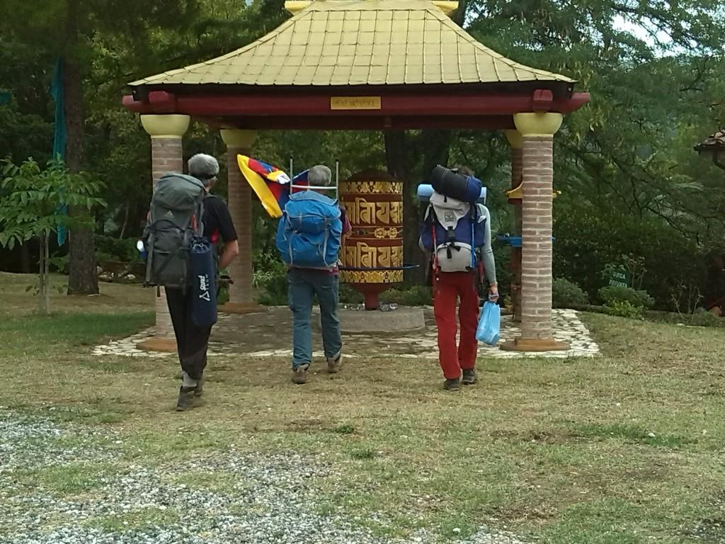Iltk Calendario.19 29 Agosto La Pagoda Pomaia Camminarpellegrinando La