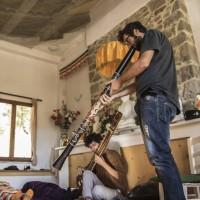 Didgeridoo Sitar Hang MEDinYOGA 30 aprile sabato