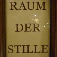 Stanza del silenzio a Berlino – Porta di Brandeburgo