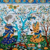 Persia, due poesie in cerca di un cuore