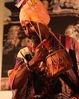 Satyananda Das Baul e Hori Dasi a La Pagoda  mercoledì 29 nov.17