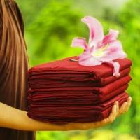 Le Festività Buddhiste,  Kathina in ottobre – Il dono delle vesti