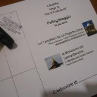 Pellegrino tra Pagoda e Monterchi, 28-31 dic. '18