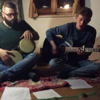 """Il duo """"La Settima Piuma"""" ospiti a La Pagoda, Mantra e Canti di Medicina"""