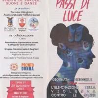 Al Teatro di Anghiari: Passi di Luce, bullismo e violenza di genere lun 25nov ore 21.00